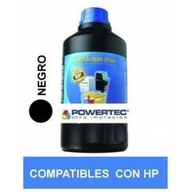 Tinta alt HP BK x 250ML DYE PowerTec