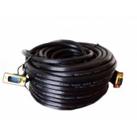 Cable VGA 20 MTS 15/15 M-M