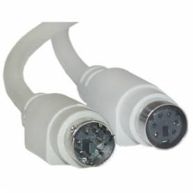 Cable extension de PS/2 de 3 mts