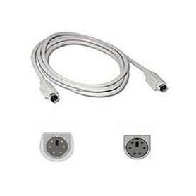 Cable extension de PS/2 de 5 mts