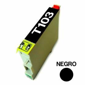 Cartucho para Epson 103 Negro alternativo