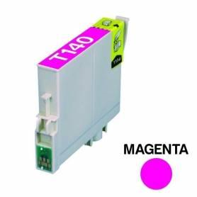 Cartucho para Epson 140 Magenta alternativo
