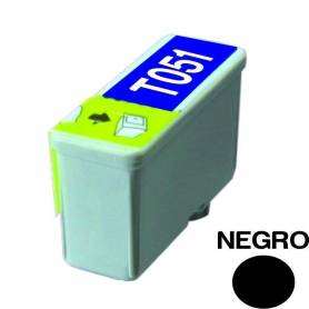 Cartucho para EPSON T051 Negro
