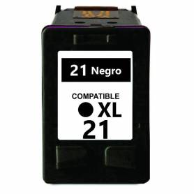 HP 21 XL  Negro Alternativo