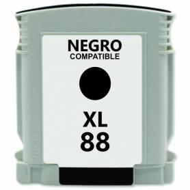 HP 88 XL Negro Alternativo