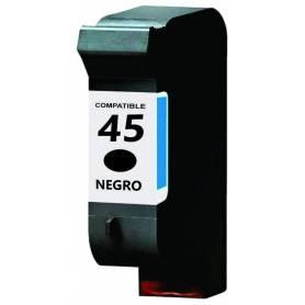 HP 45A Negro Alternativo