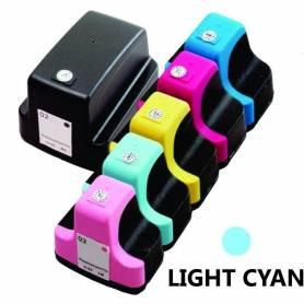 HP 02 Light  Cyan Alternativo