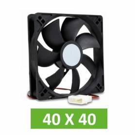 Cooler para gabinetes de PC medidas 40 x 40
