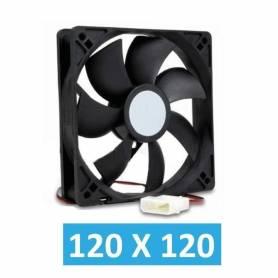 Cooler para gabinetes de PC medidas 120 x 120