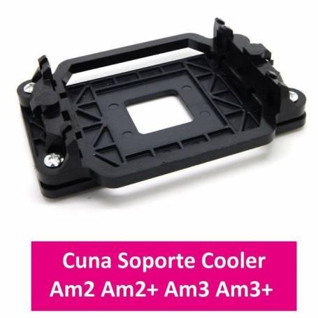 Cuna para Cooler para CPU AM2 AM2+ AM3 AM3+