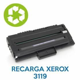 Recarga de toner XEROX 3119 013R00625
