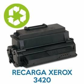 Recarga de toner XEROX 3420 Xerox Phaser 3420 106R01033, 106R01034