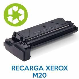 Recarga de toner XEROX M20 106R01047