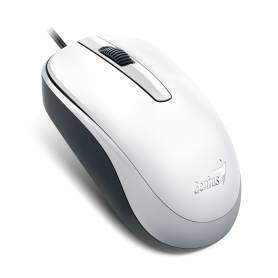 Mouse Optico Genius DX-120 USB White