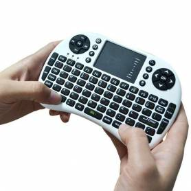 Mini Teclado Inalámbrico Smart Tv  touchpad