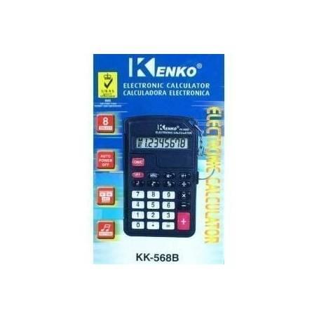 Calculadora KENKO KK-568B 8 Digitos