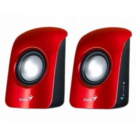 Parlante Genius SP-U115 Red USB