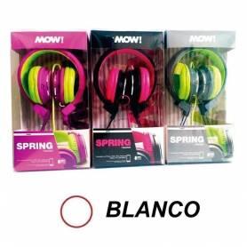Auricular MOW SPRING MIX Blanco