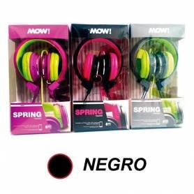 Auricular MOW SPRING MIX Negro