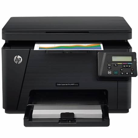 Multifuncion Laser Color Hp Pro M176N