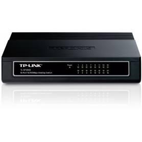 Switch TL-SF1008D de Escritorio de 8 Puertos de 10/100Mbps