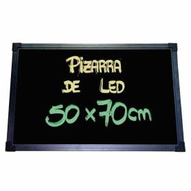 Pizarra LED 3nstar fluorescente 50 x 70 3NS-LED5070