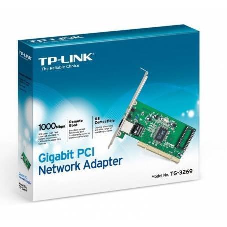 Adaptador de Red  TF-3239DL PCI 10/100 Mbps