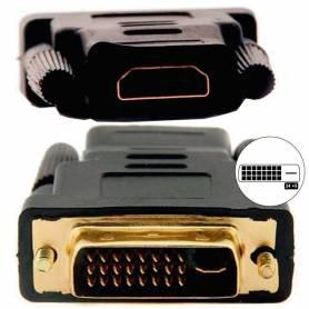 Adaptador de  DVI-M a HDMI-H 24+1