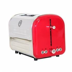 Tostadora Masterchef 100W - 100% Color: Rojo