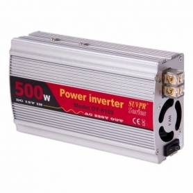Inverter 12V a 220V de 500W