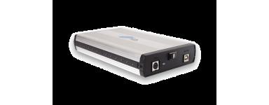 Conversores y cofres USB