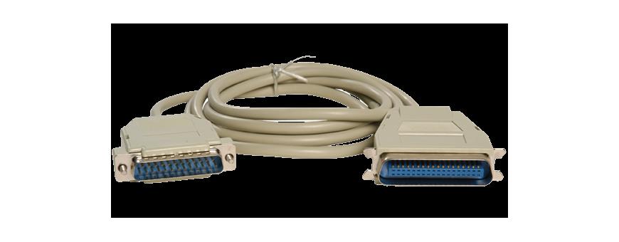 Cables de comunicación, Serial, Paralelo, IDE, Sata