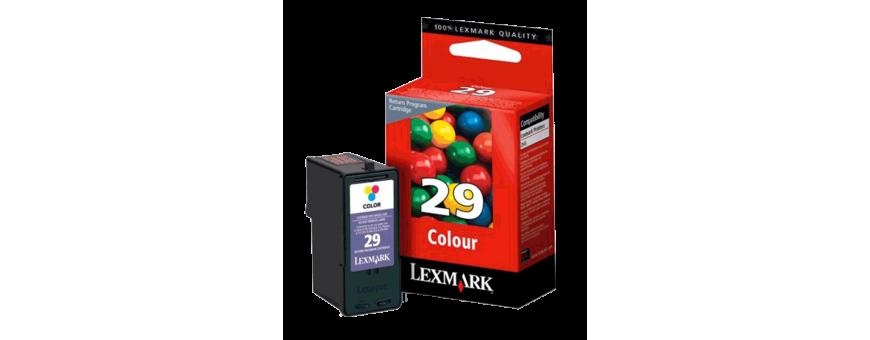 Cartucho de tinta original para tu impresora Lexmark