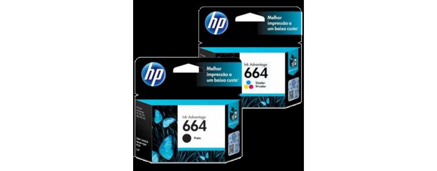 Cartuchos Originales para HP