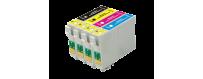 Cartuchos alternativos para EPSON