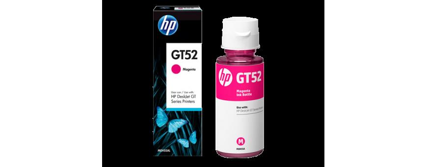 Tintas para impresoras HP de sistema continuo y recargas