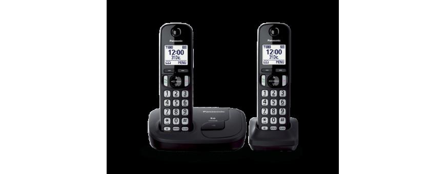 Teléfonos fijos e inalámbrico